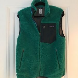 Patagonia Men's fleece vest